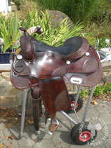 Westernsattel CSS Saddlery Custom Made