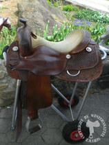 Westernsattel Custom made Arthurs