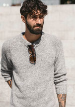 Strickset Mr Casual Pullover von Sandnes Garn, Größe M / L