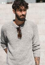 Strickset Mr Casual Pullover von Sandnes Garn, Größe XL