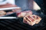 Steak-Tasting (und Grillkurs): Genussvoll die Welt der Steaks erleben!