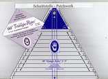 Dreieck - Lineal