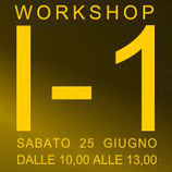 Iscrizione The I-1 Workshop