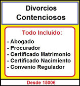 Divorcio Contencioso