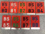 Kanton BS - 80er Jahre