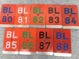 Kanton BL - 80er Jahre