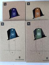 Victorinox Nespresso Messer Set zum AKTIONSPREIS