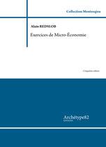 Exercices de microéconomie, 5e édition, A. REDSLOB
