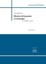 Histoire de la pensée économique, de l'Antiquité à nos jours, A. REDSLOB