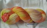handgefärbte Sockenwolle Merino/Polyamid - Nr. 34