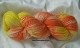 handgefärbte Sockenwolle Merino/Polyamid - Nr. 40
