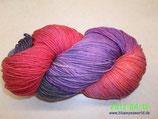 handgefärbte Sockenwolle Merino/Polyamid - Nr. 08
