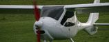 Rundflug im Ultraleichtflugzeug