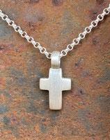 Schlichtes Kreuz mit und ohne Stein