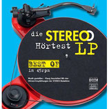 Die Stereo Hörtest Best Of LP (45 RPM / DMM / 180g Virgin Vinyl)