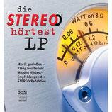 Die Stereo Hörtest LP (DMM / 180g Virgin Vinyl)