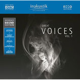Great Voices (2 LP) INAKUSTIK