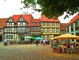2020 immer Mittwoch´s: Quedlinburg; Teufelsmauer & Bodetal