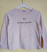 T-shirt à manches longues Naf-Naf