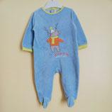 Pyjama en velours 12 mois