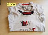 Lot de 3 T-shirts ML Obaïbi 18 mois