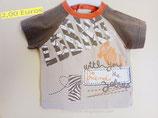 T-shirt safari 3 mois