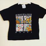 T-shirt Barcelona 2 ans
