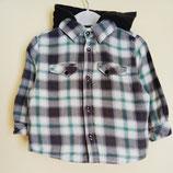 Chemise à capuche 18 mois