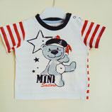 T-shirt nounours marin 9 mois