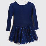Robe bleu nuit 6 ans