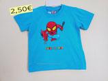 T-shirt Spiderman 2 ans