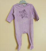 Pyjama velours 12 mois