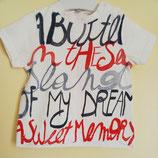 T-shirt grain de blé 12 mois