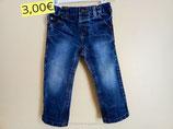 Jean bleu Kiabi 18 mois