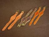 Bracelets d'étrivères, la paire
