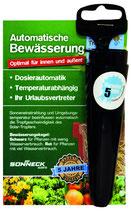 Solar-Tropfer schwarz für Pflanzen mit wenig Wasserbedarf