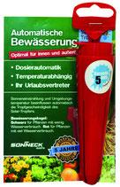 Solar-Tropfer rot für Pflanzen mit viel Wasserbedarf