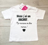 Tee-shirt Annonce