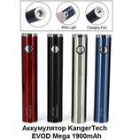 Аккумулятор KangerTech EVOD MEGA 1900mAh (passthrough)
