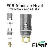 Разборный (обслуживаемый) испаритель ECR для Eleaf MELO-2 & iJust-2