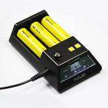 Зарядное устройство MXJO CC1 на 3 слота