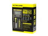 """Зарядное устройство """"Nitecore Intellicharger D2 LCD"""""""