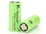 аккумулятор 26650 Brillipower 4500mAh / 80A 3,7V