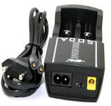 Зарядное устройство Efest SODA 2 Bay Charger на 2 аккумулятора