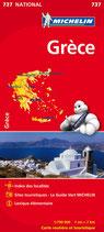 Carte Michelin 737 Grèce