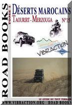 Road Book 15 : Taourirt - Merzouga