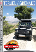 Road Book 29 : Teruel - Grenade