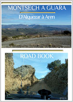 Road Book : Alquezar - Aren