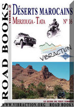 Road Book 16 : Merzouga - Tata