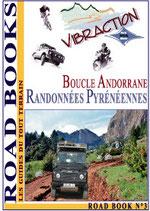 Road Book 3 : Boucle Andorrane